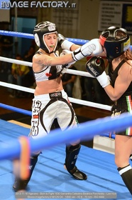 2013-11-16 Vigevano - Born to Fight 1530 Samantha Celestino-Beatrice Porcheddu - Low Kick