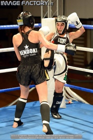 2013-11-16 Vigevano - Born to Fight 1656 Samantha Celestino-Beatrice Porcheddu - Low Kick