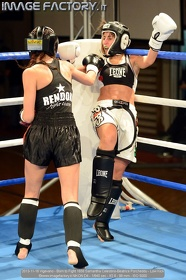 2013-11-16 Vigevano - Born to Fight 1658 Samantha Celestino-Beatrice Porcheddu - Low Kick