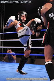 2013-11-16 Vigevano - Born to Fight 1794 Samantha Celestino-Beatrice Porcheddu - Low Kick