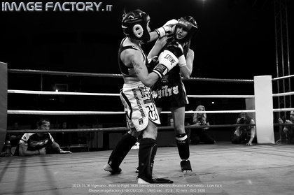 2013-11-16 Vigevano - Born to Fight 1838 Samantha Celestino-Beatrice Porcheddu - Low Kick