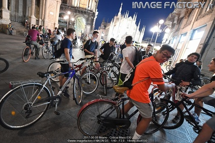 2017-06-08 Milano - Critical Mass 030