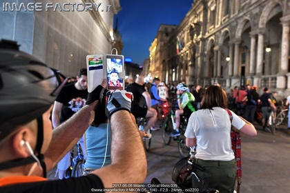 2017-06-08 Milano - Critical Mass 039