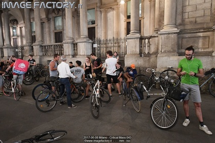 2017-06-08 Milano - Critical Mass 043
