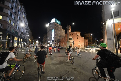 2017-06-08 Milano - Critical Mass 135