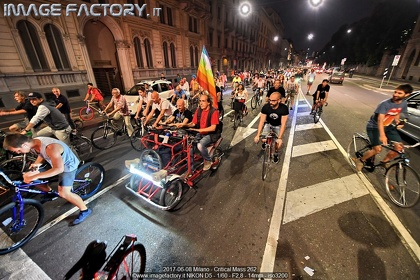 2017-06-08 Milano - Critical Mass 262