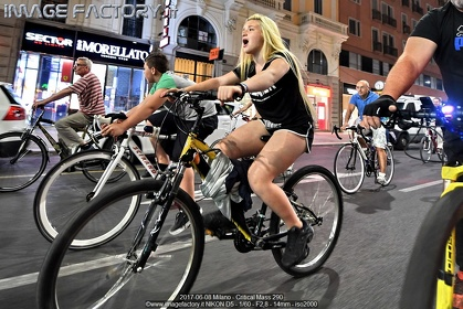 2017-06-08 Milano - Critical Mass 290