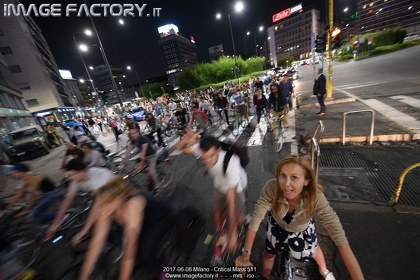 2017-06-08 Milano - Critical Mass 511