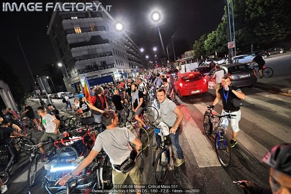2017-06-08 Milano - Critical Mass 551