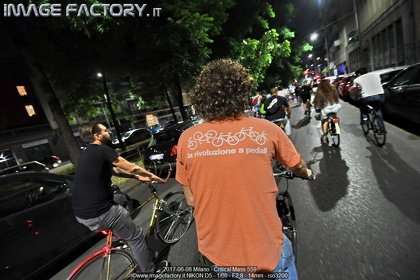 2017-06-08 Milano - Critical Mass 559