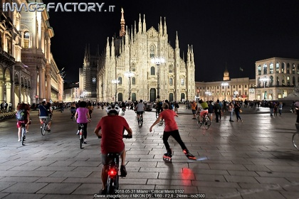 2018-05-31 Milano - Critical Mass 0102