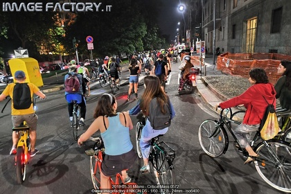 2018-05-31 Milano - Critical Mass 0572