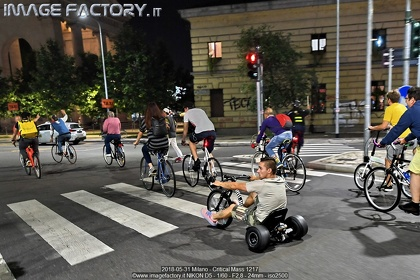 2018-05-31 Milano - Critical Mass 1217