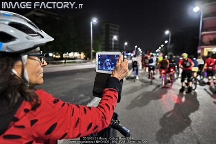 2018-05-31 Milano - Critical Mass 2529