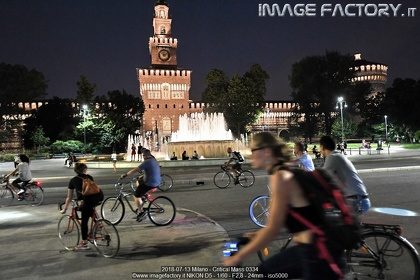 2018-07-13 Milano - Critical Mass 0334