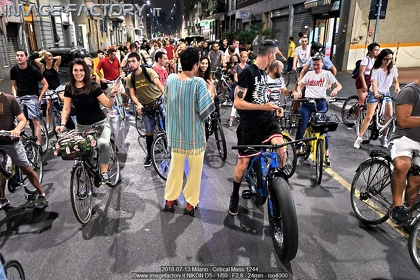 2018-07-13 Milano - Critical Mass 1244