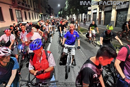 2018-07-13 Milano - Critical Mass 1668