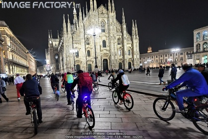 2018-11-01 Milano - Critical Mass 22