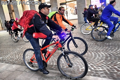 2018-11-01 Milano - Critical Mass 30