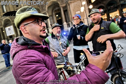 2019-05-09 Milano - Critical Mass 02