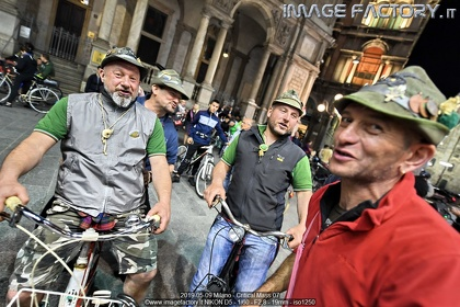 2019-05-09 Milano - Critical Mass 07