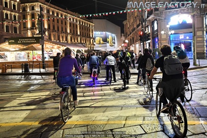 2019-05-09 Milano - Critical Mass 09