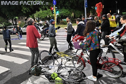2019-05-09 Milano - Critical Mass 26