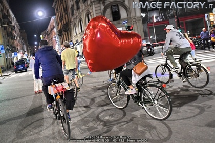 2019-05-09 Milano - Critical Mass 32