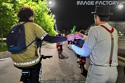 2019-05-09 Milano - Critical Mass 43