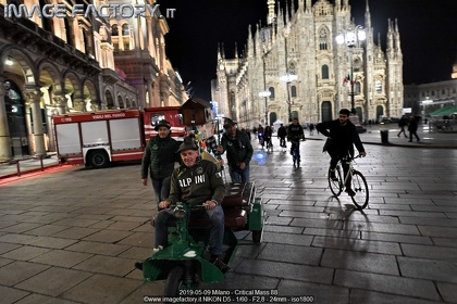 2019-05-09 Milano - Critical Mass 88