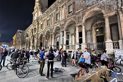 2019-05-23 Milano - Critical Mass 01