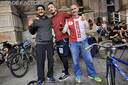2019-05-23 Milano - Critical Mass 08