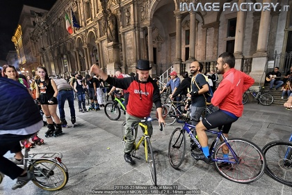 2019-05-23 Milano - Critical Mass 11