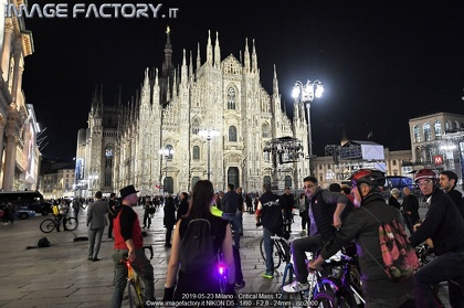 2019-05-23 Milano - Critical Mass 12