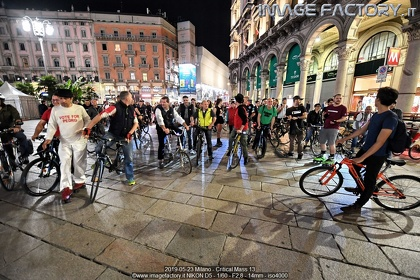 2019-05-23 Milano - Critical Mass 13
