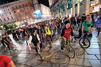 2019-05-23 Milano - Critical Mass 15