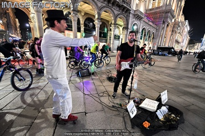 2019-05-23 Milano - Critical Mass 16