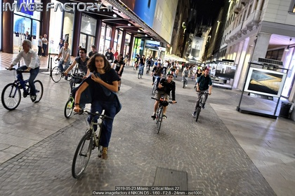 2019-05-23 Milano - Critical Mass 22