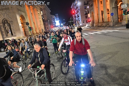 2019-05-23 Milano - Critical Mass 35