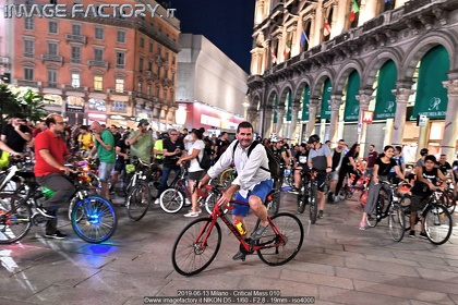 2019-06-13 Milano - Critical Mass 010