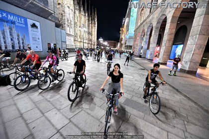 2019-06-13 Milano - Critical Mass 014