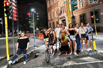 2019-06-27 Milano - Critical Mass 034