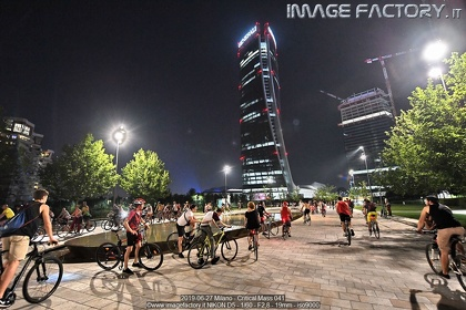 2019-06-27 Milano - Critical Mass 041