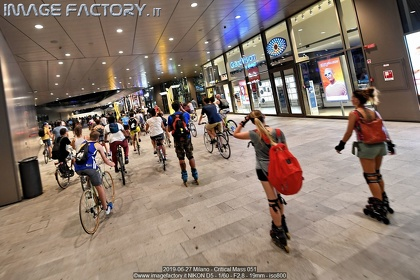 2019-06-27 Milano - Critical Mass 051