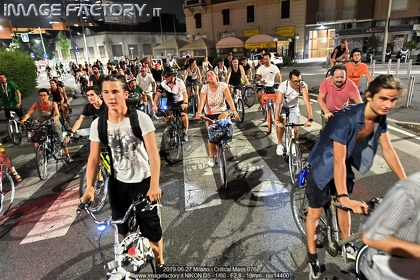 2019-06-27 Milano - Critical Mass 076