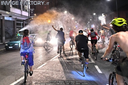 2019-06-27 Milano - Critical Mass 102