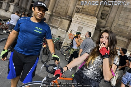 2019-07-11 Milano - Critical Mass 06