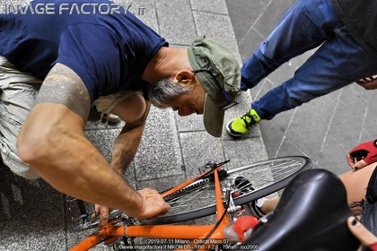 2019-07-11 Milano - Critical Mass 07