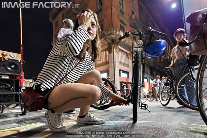 2019-07-11 Milano - Critical Mass 12