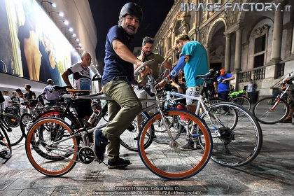 2019-07-11 Milano - Critical Mass 15